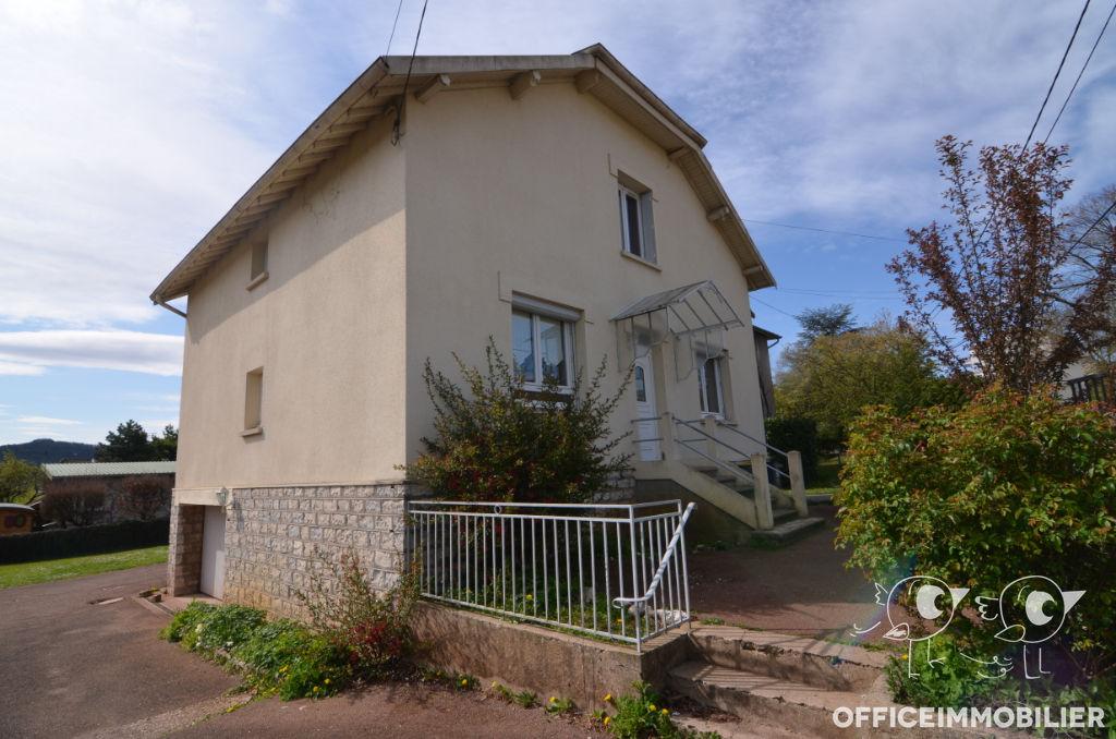 maison 137.63m²  BESANCON  - photo 1