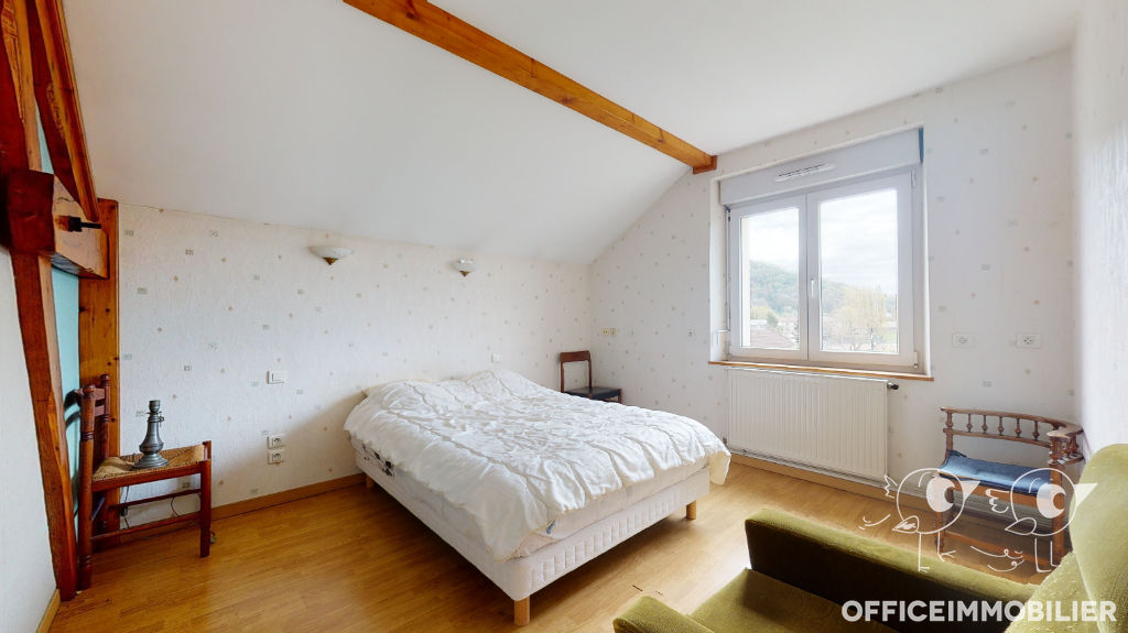 maison 137.63m²  BESANCON  - photo 13