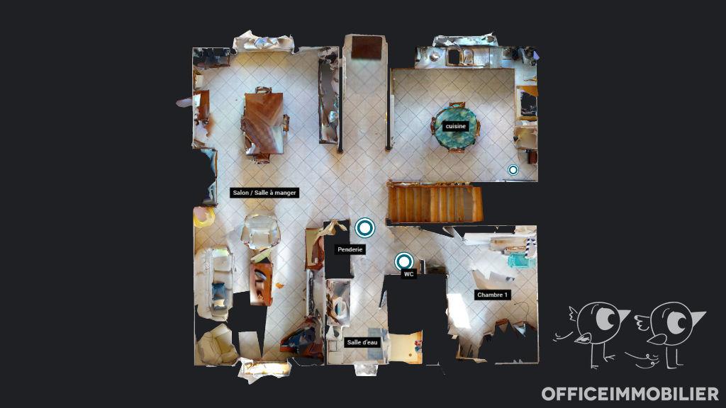 maison 137.63m²  BESANCON  - photo 16