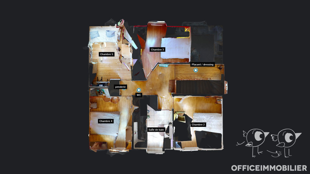 maison 137.63m²  BESANCON  - photo 17