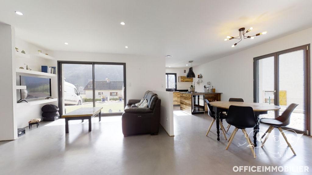 maison 95m²  OUGNEY DOUVOT  - photo 1