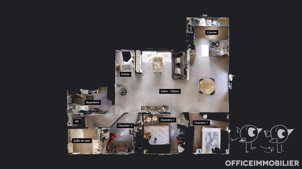 maison 95m²  OUGNEY DOUVOT  - photo 14