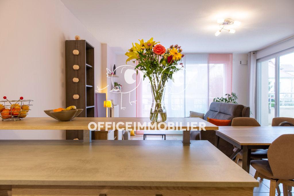 appartement 80.49m²  BESANCON  - photo 3