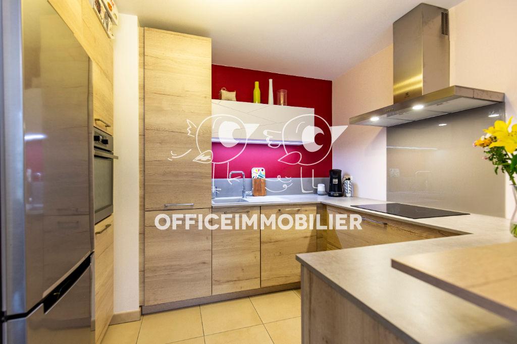 appartement 80.49m²  BESANCON  - photo 4