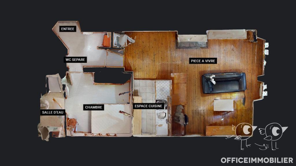 appartement 48m²  BESANCON  - photo 8