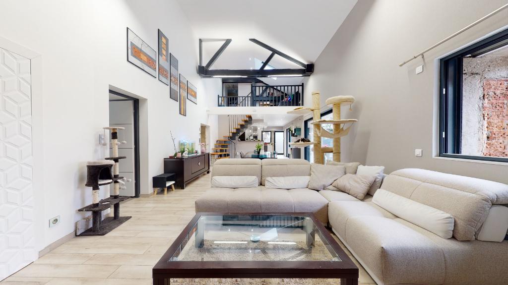 maison 200m²  DANNEMARIE SUR CRETE  - photo 2