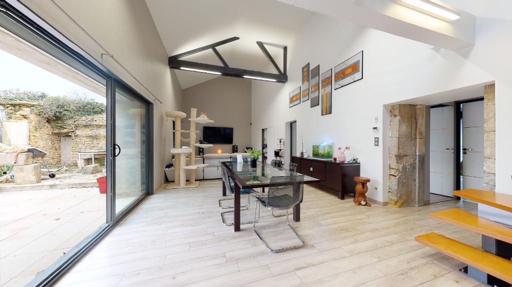 maison 200m²  DANNEMARIE SUR CRETE  - photo 4