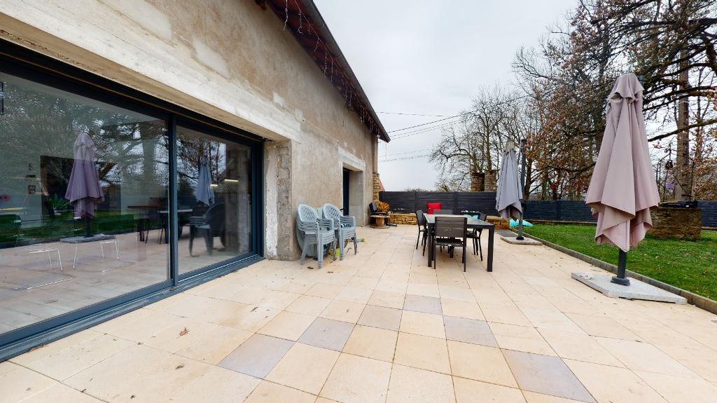 maison 200m²  DANNEMARIE SUR CRETE  - photo 12