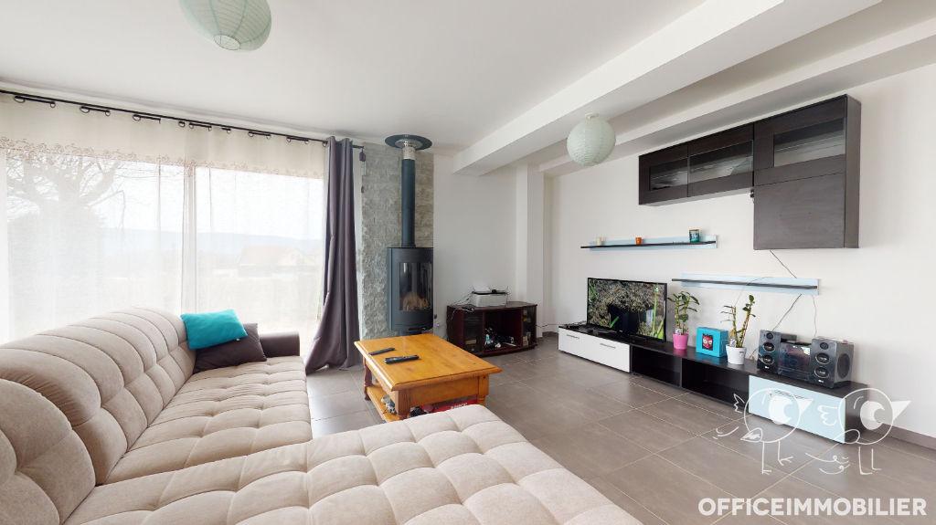 maison 91m²  AMAGNEY  - photo 6