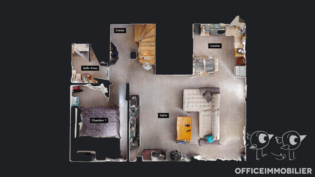 maison 91m²  AMAGNEY  - photo 13