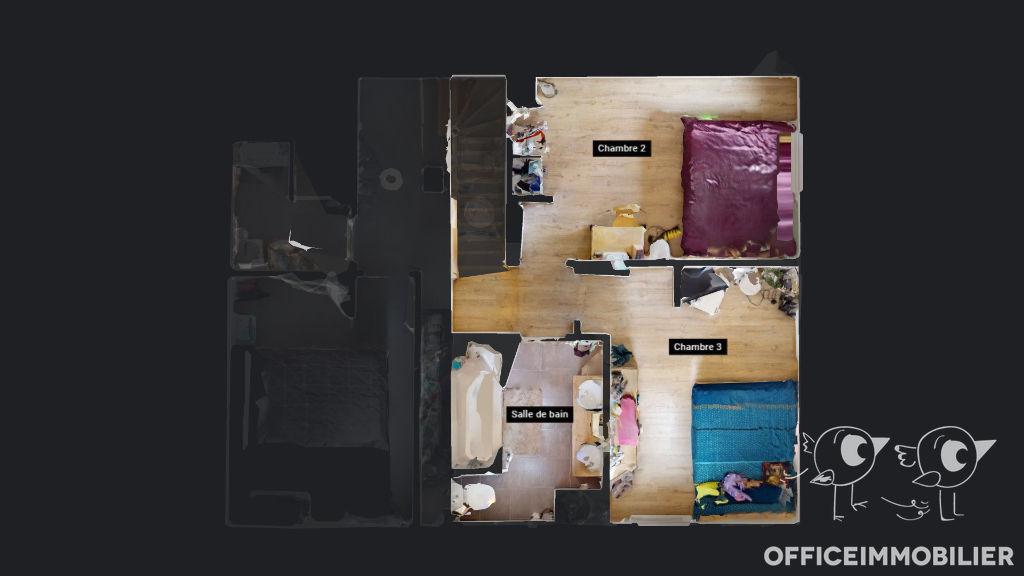 maison 91m²  AMAGNEY  - photo 14