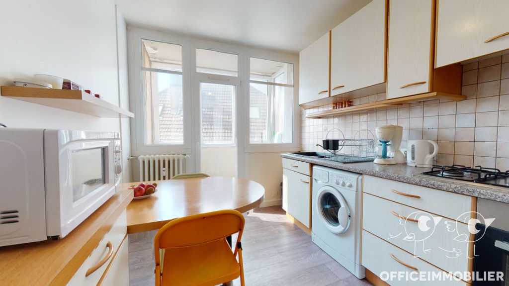 appartement 67m²  Besançon  - photo 2