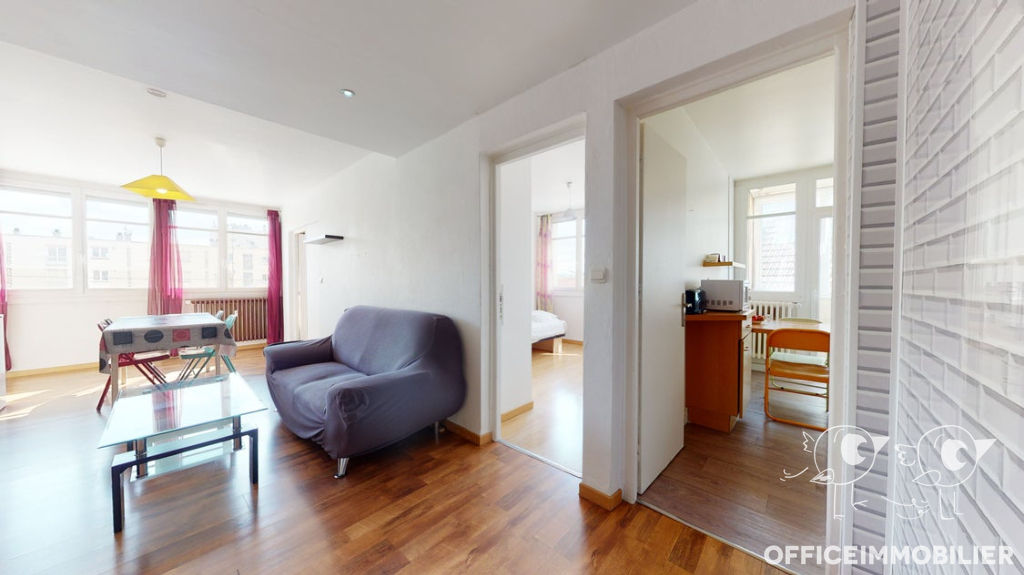 appartement 67m²  Besançon  - photo 3