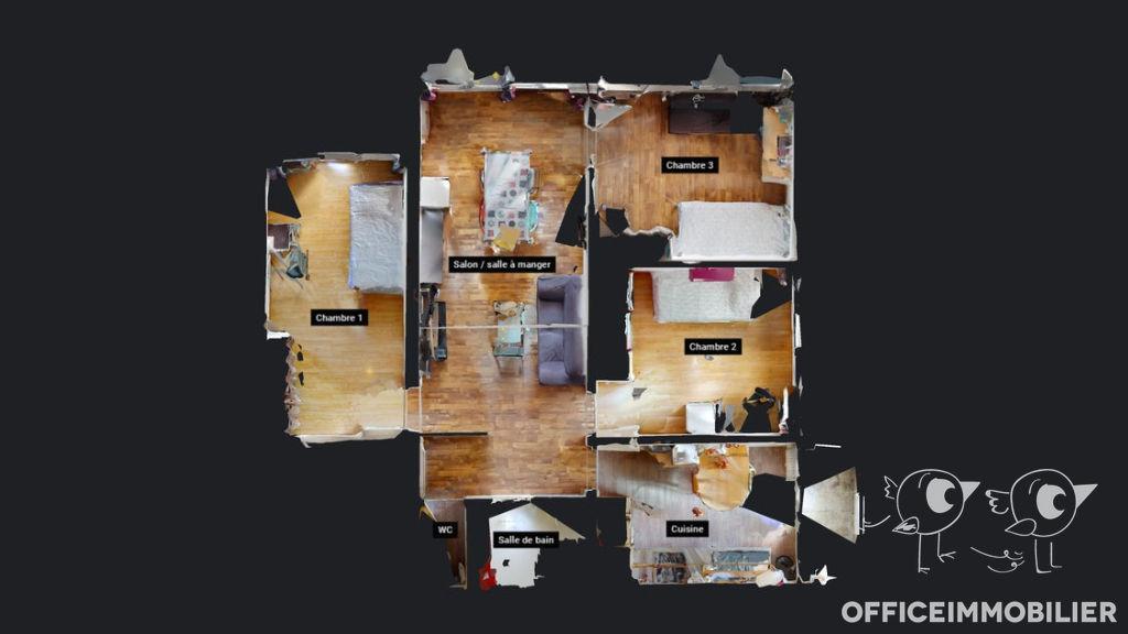 appartement 67m²  Besançon  - photo 9