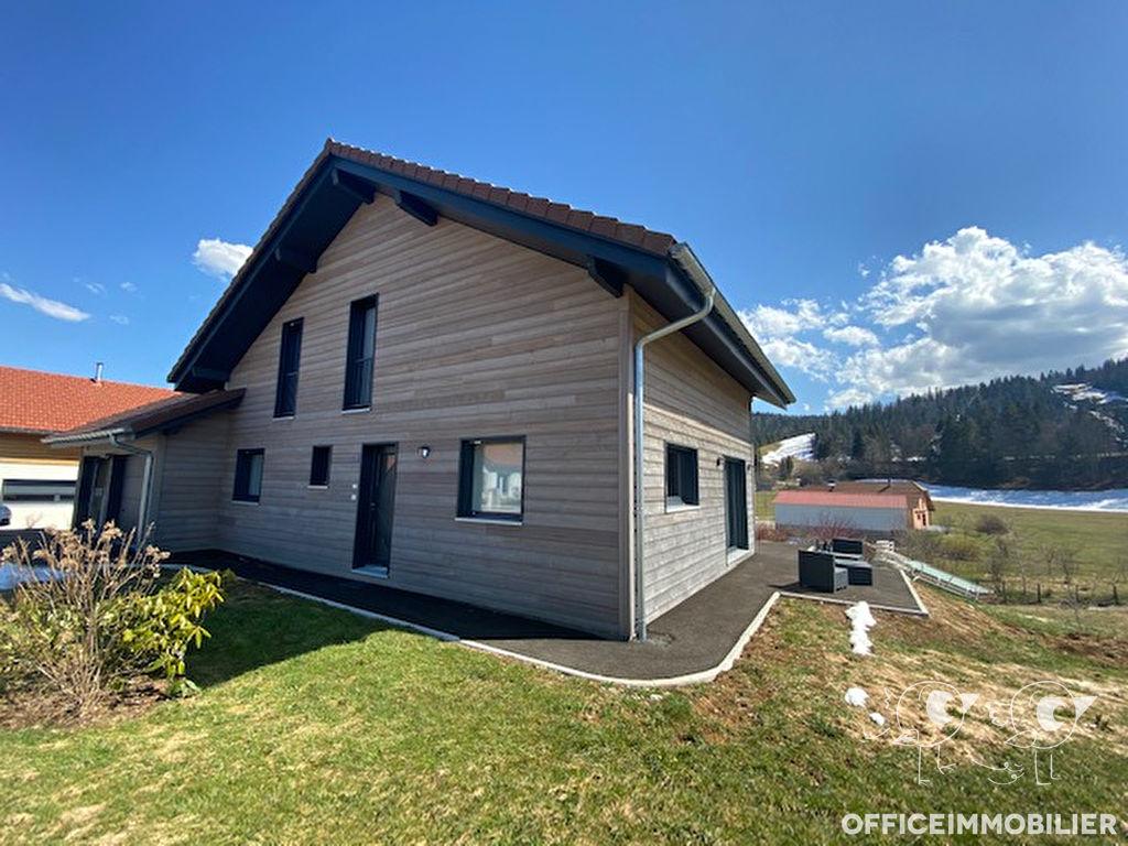 maison 140m²  CHAUX NEUVE  - photo 1