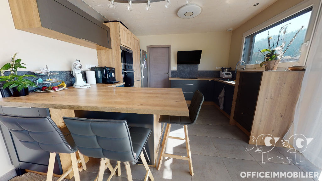 maison 140m²  CHAUX NEUVE  - photo 4