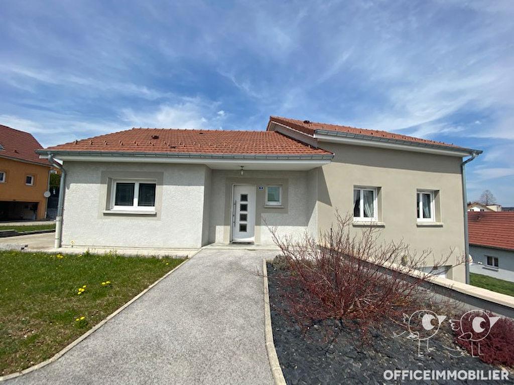 maison 115m²  GILLEY  - photo 1