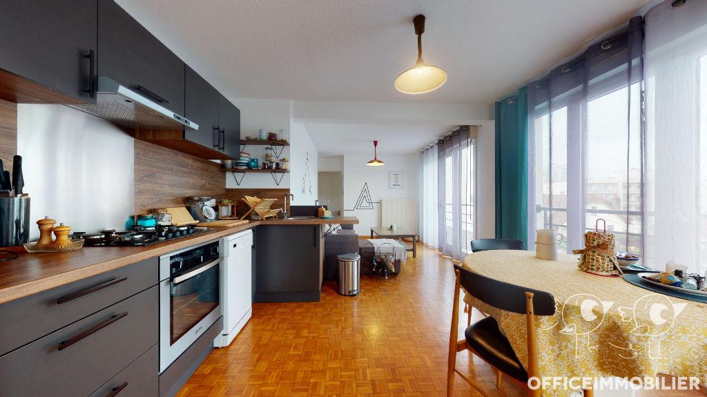 appartement 46.02m²  BESANCON  - photo 2