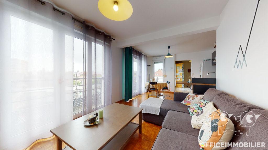 appartement 46.02m²  BESANCON  - photo 9