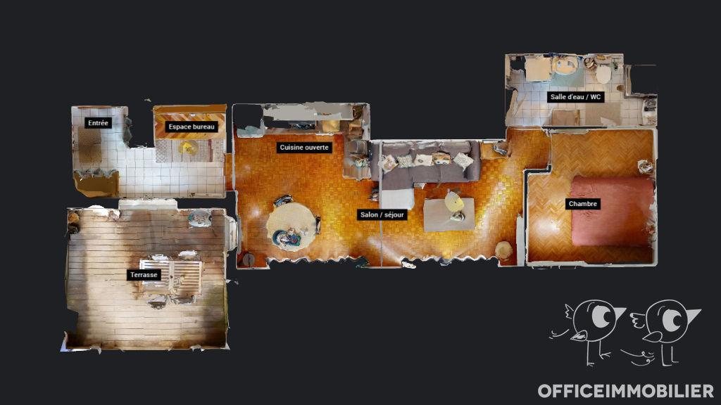 appartement 46.02m²  BESANCON  - photo 14