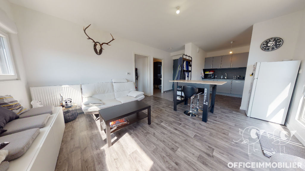 appartement 43.5m²  Besançon  - photo 5