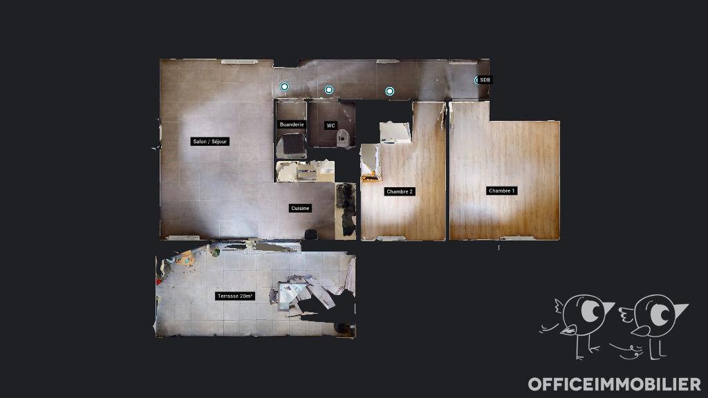appartement 63m²  JOUGNE  - photo 10
