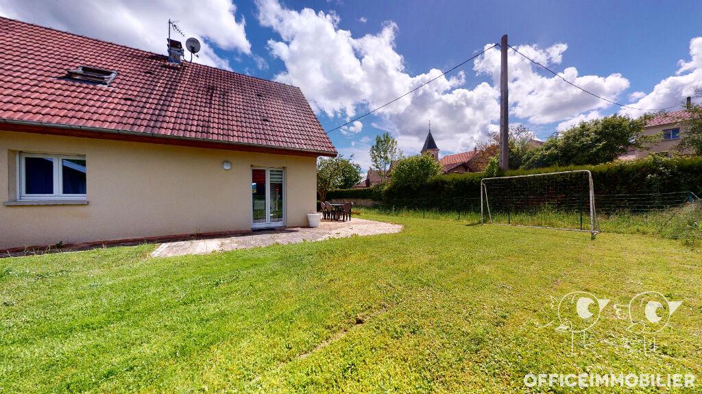 maison 125m²  CHAMBORNAY LES BELLEVAUX  - photo 3