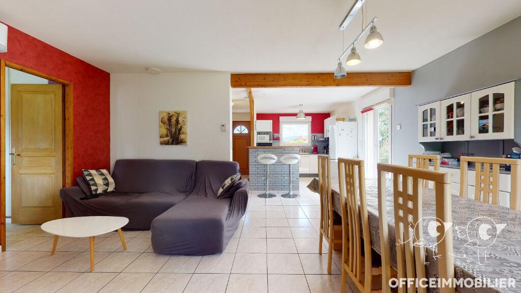 maison 125m²  CHAMBORNAY LES BELLEVAUX  - photo 5