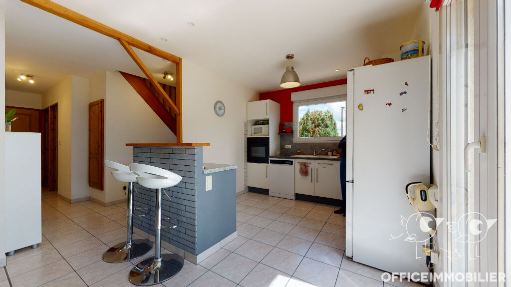 maison 125m²  CHAMBORNAY LES BELLEVAUX  - photo 6