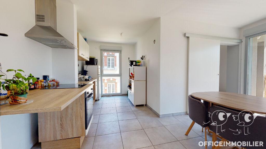 appartement 60.08m²  BESANCON  - photo 2