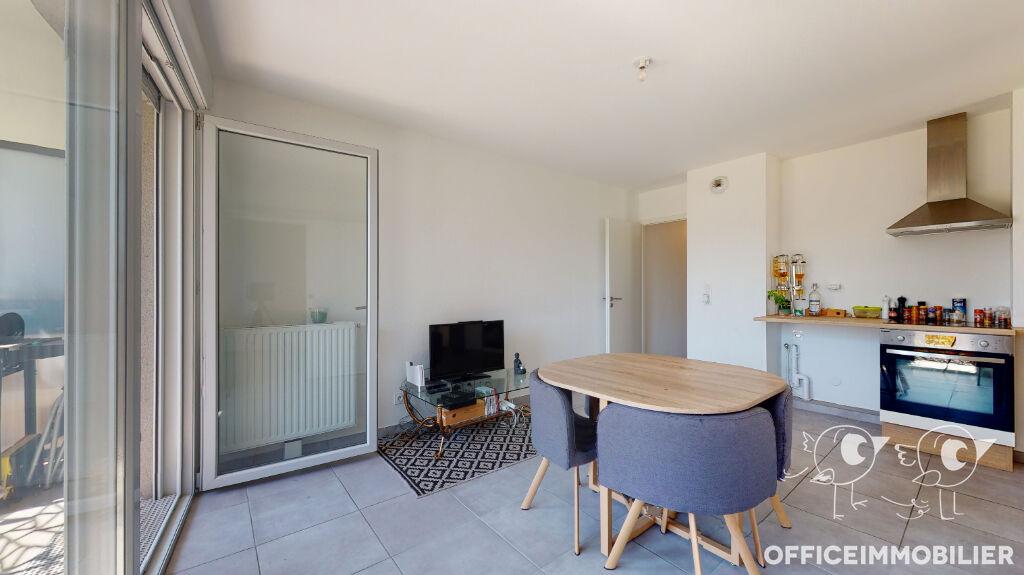 appartement 60.08m²  BESANCON  - photo 10