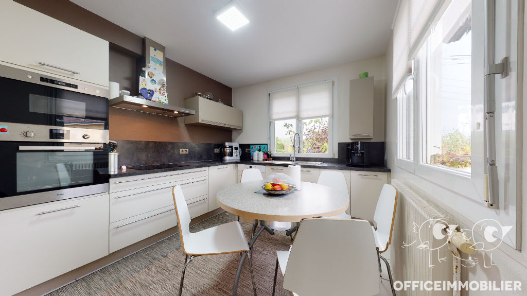 maison 148.95m²  BESANCON  - photo 6