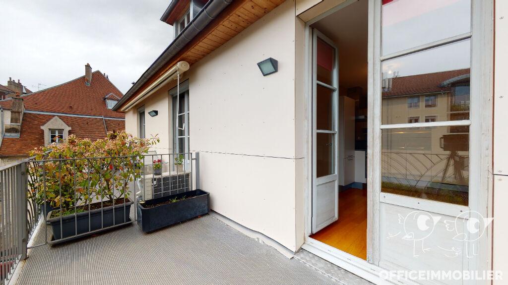 appartement 56.24m²  BESANCON  - photo 1