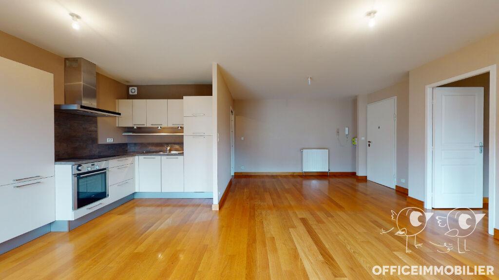appartement 56.24m²  BESANCON  - photo 2
