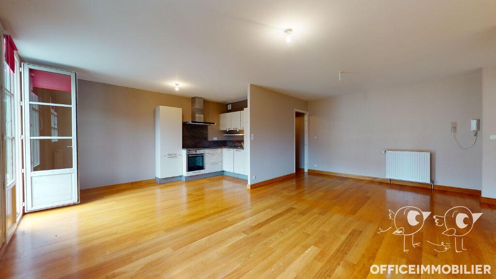 appartement 56.24m²  BESANCON  - photo 4