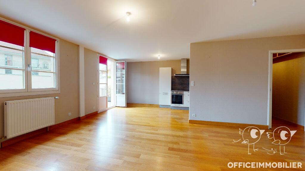 appartement 56.24m²  BESANCON  - photo 6