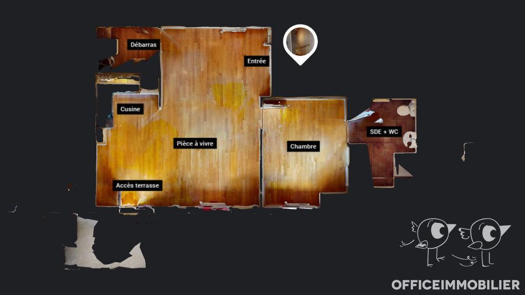 appartement 56.24m²  BESANCON  - photo 8
