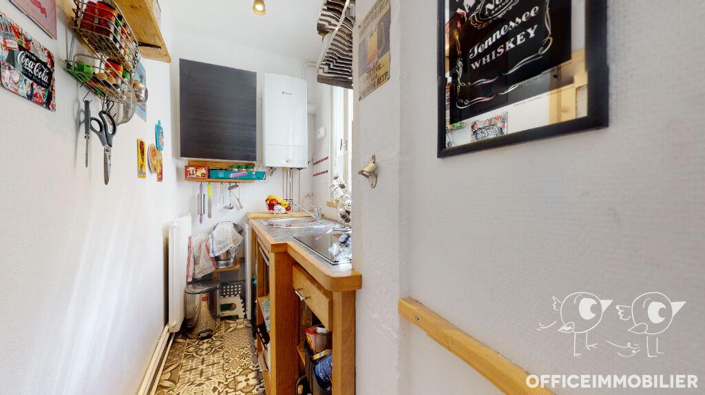 appartement 39.7m²  BESANCON  - photo 4