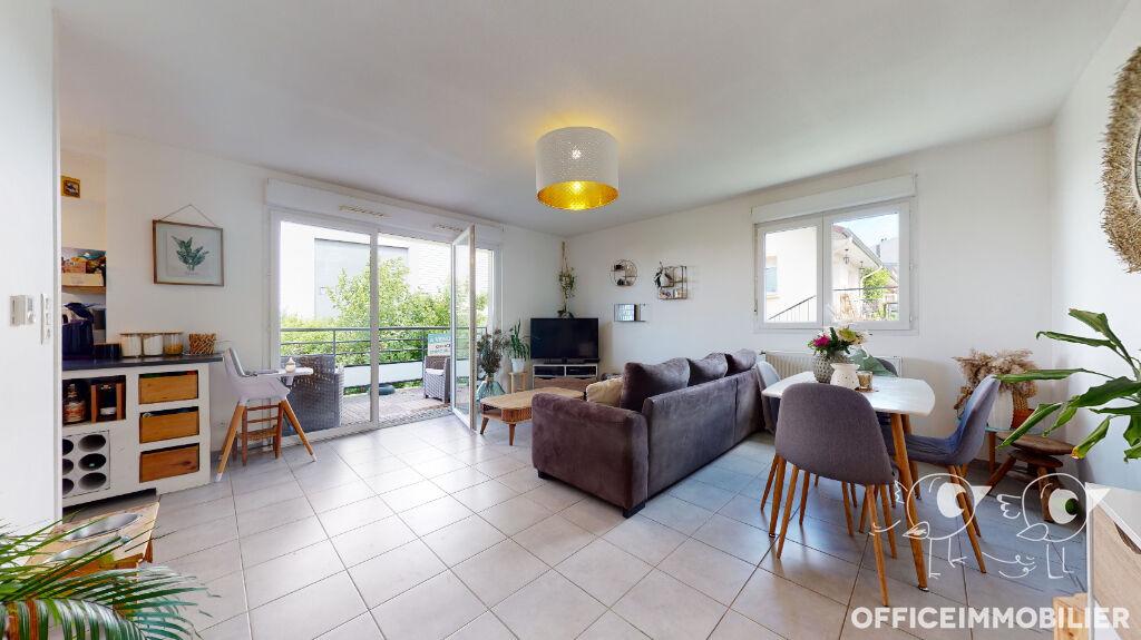 appartement 63.79m²  BESANCON  - photo 1