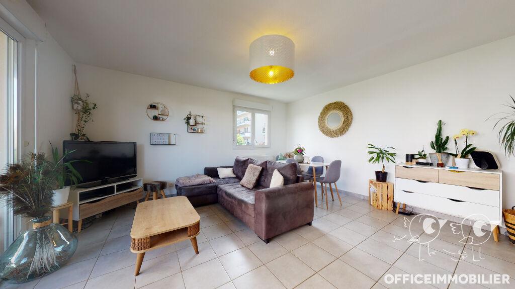 appartement 63.79m²  BESANCON  - photo 4