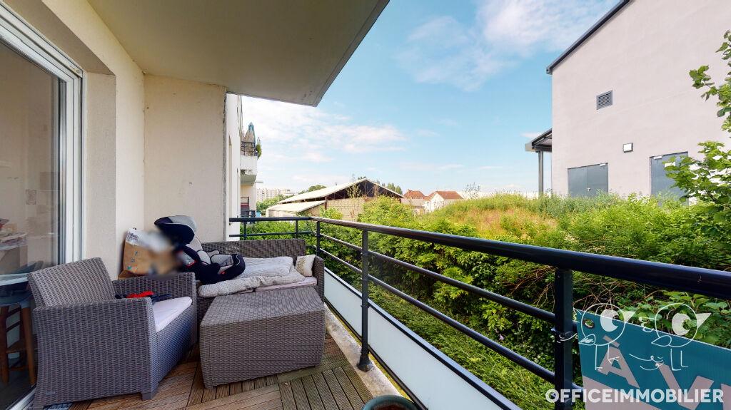appartement 63.79m²  BESANCON  - photo 7