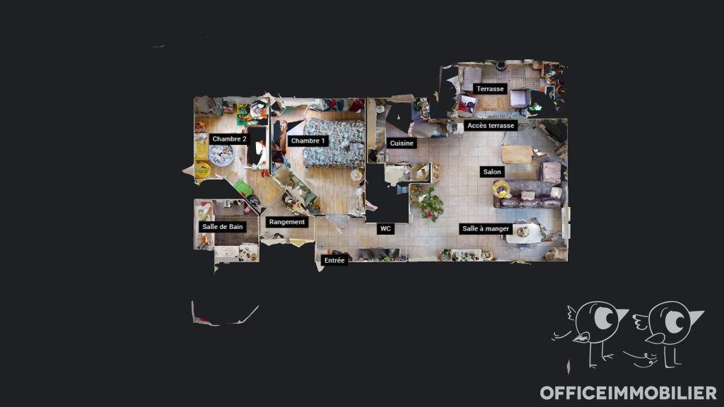 appartement 63.79m²  BESANCON  - photo 9