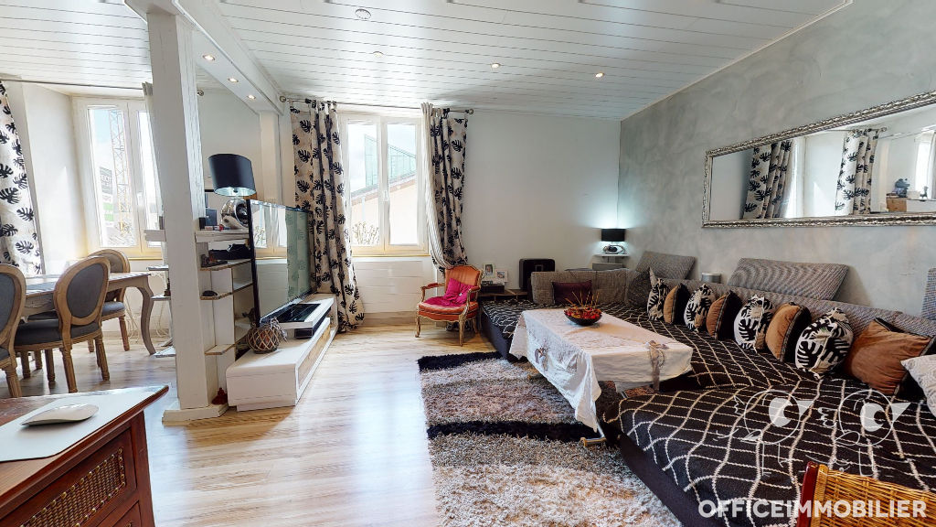 appartement 69m²  PONTARLIER  - photo 1
