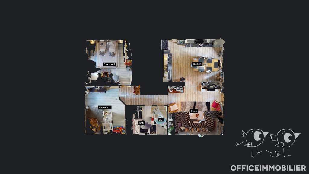 appartement 69m²  PONTARLIER  - photo 9