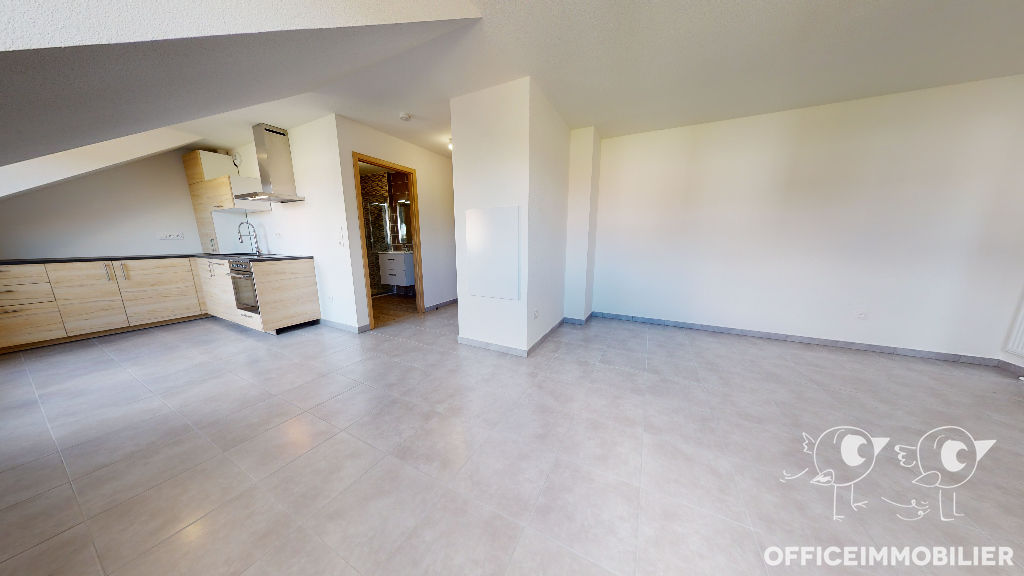 appartement 50m²  GRANGES NARBOZ  - photo 2