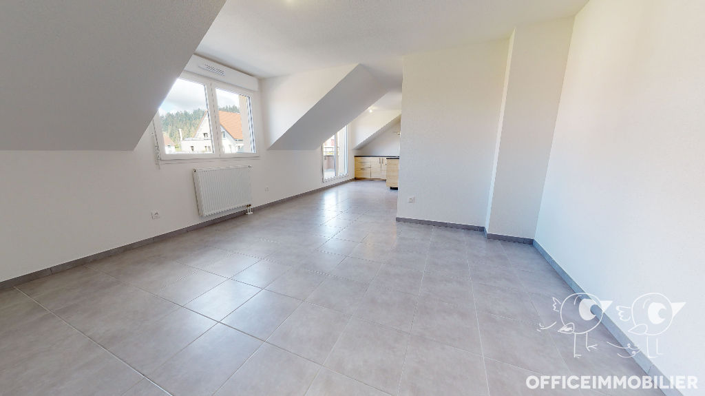 appartement 50m²  GRANGES NARBOZ  - photo 3