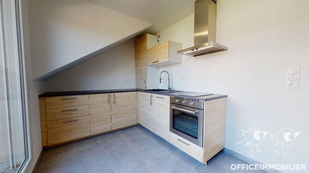 appartement 50m²  GRANGES NARBOZ  - photo 5