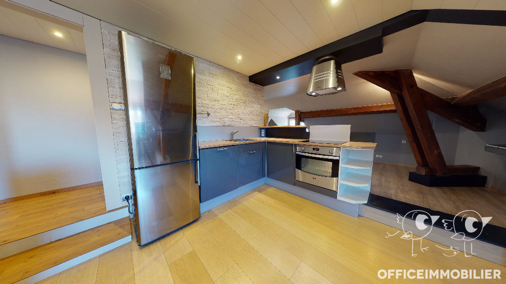 appartement 70m²  PONTARLIER  - photo 2