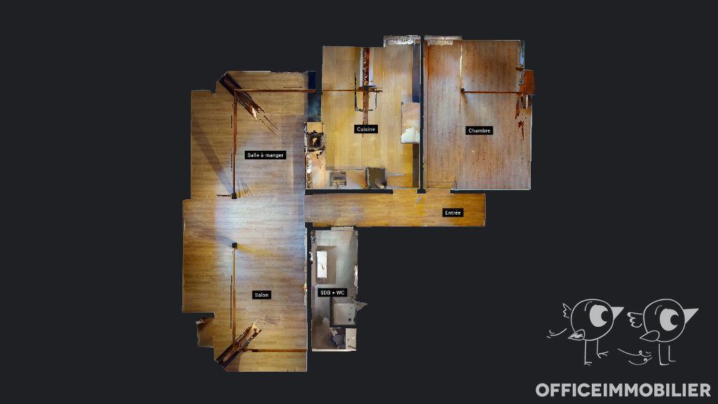 appartement 70m²  PONTARLIER  - photo 8