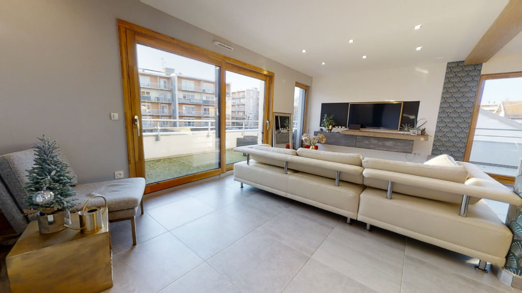 appartement 90.8m²  PONTARLIER  - photo 9
